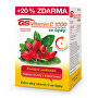 GS Vitamin C 1000 + šípky 100 tbl. + 20 tbl. ZDARMA