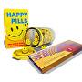 Happy Pills 75 tablet + Speedees 10 ks zvýhodněné balení