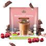 Proteínový čokoládovo-malinový kokteil na chudnutie 60 g