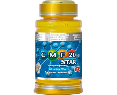 CMF 20 STAR 60 tbl.