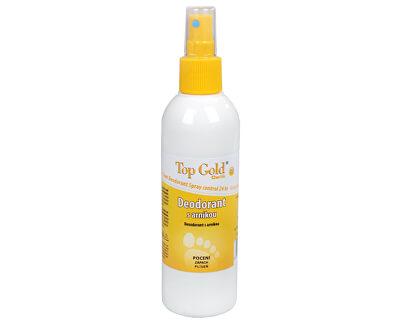 TopGold - deodorant s arnikou a Tea Tree Oil (na nohy) 150 g