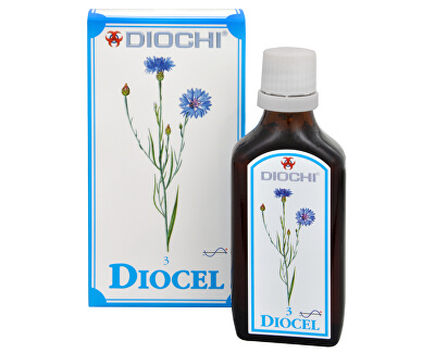Diocel kapky 50 ml