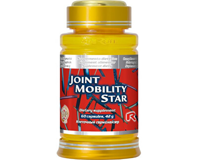 JOINT MOBILITY STAR 60 kapslí