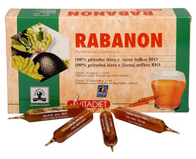 Bio Rabanon 20x10 ml