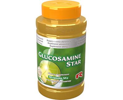 GLUCOSAMINE STAR 60 kapslí