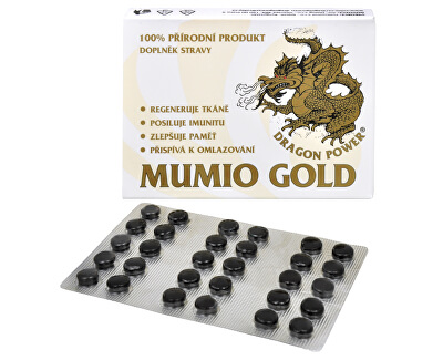 Dragon Power - Mumio Gold 30 tbl.