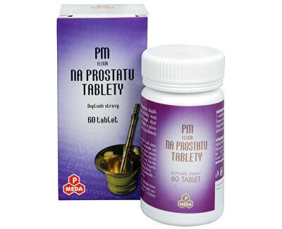 PM Elixír na prostatu 60 tbl.