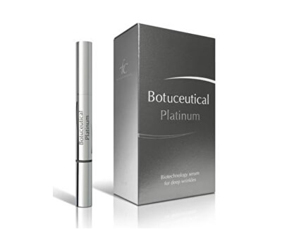 Botuceutical Platinum - biotechnologické sérum na hluboké vrásky 4,5 ml