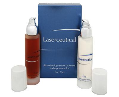 Laserceutical - biotechnologická séra na obnovu a regeneraci pokožky 2x50 ml