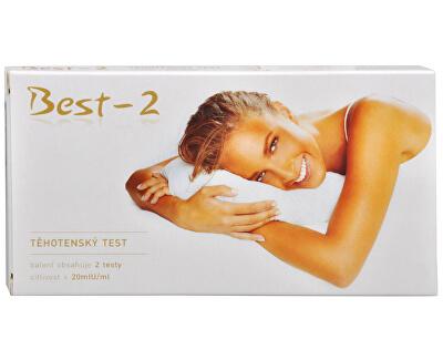Těhotenský test Best-2 2 ks