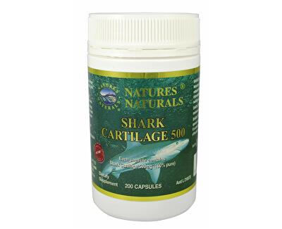 Shark Cartilage 500 - žraločí chrupavka