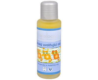 Bio Dětský uvolňující olej 50 ml