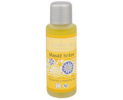 Bio Masáž hráze - těhotenský a mateřský olej 50 ml