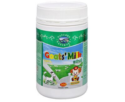 Goat´s Milk (kozí mléko v tabletách) 300 tablet
