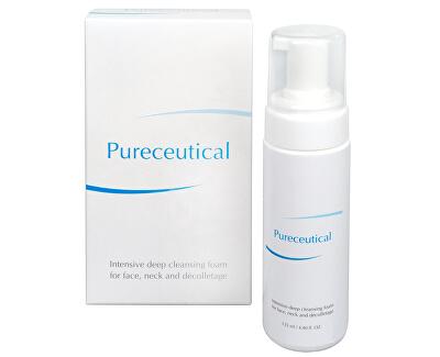 Pureceutical - intenzivní hloubková čisticí pěna na tvář, krk a dekolt 125 ml