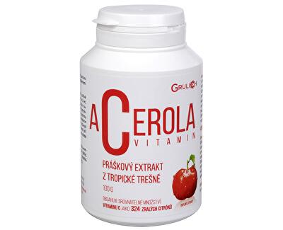 Acerola vitamín 100 g