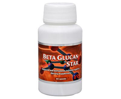 BETA GLUCAN STAR 60 kapslí