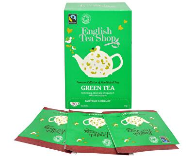 Čistý zelený čaj 20 sáčků
