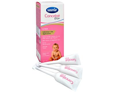 Conceive Plus - lubrikační gel pro podporu početí s aplikátorem 8x4 g