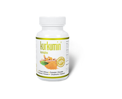 Kurkumin komplex 300 mg 60 kapslí