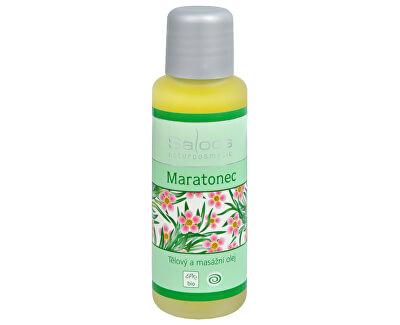 Bio tělový a masážní olej - Maratonec