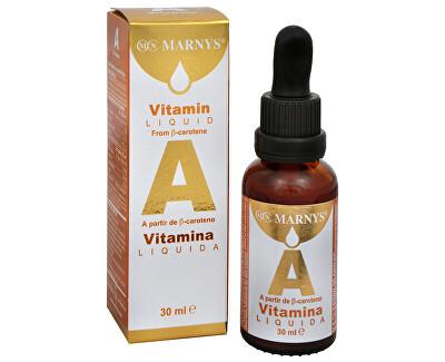 Tekutý vitamín A 30 ml
