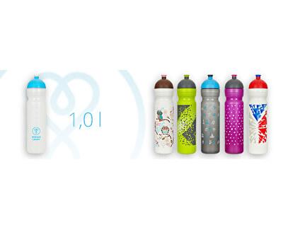 Zdravá lahev 1 l