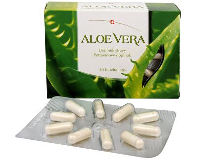Aloe vera 30 kapslí