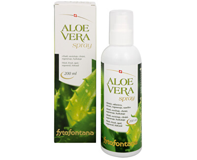 Aloe vera spray 200 ml