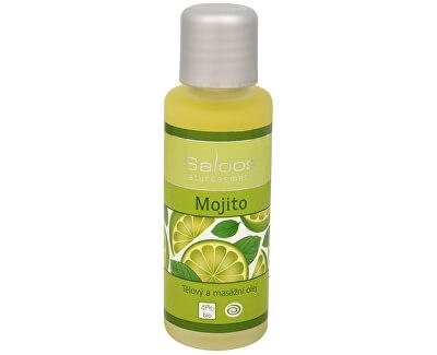 Bio tělový a masážní olej - Mojito