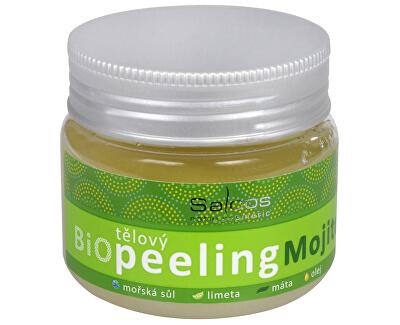 Bio Tělový peeling - Mojito 140 ml