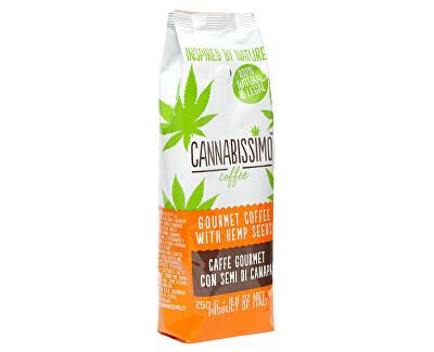 Káva Cannabissimo Coffee mletá 250 g