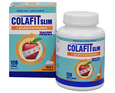 Colafit slim s Glukomanánu 120 tob