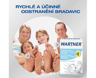 Wartner 2. generace na bradavice 50 ml