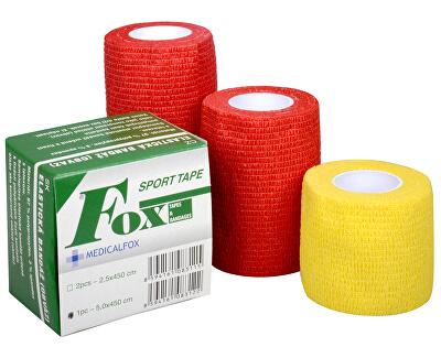 Elastická bandáž Fox