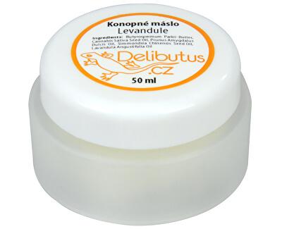 Konopné máslo Levandule 50 ml