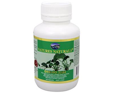 Ginkgo 2500 mg 100 kapslí