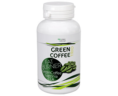 Green Coffee Trio 90 kapslí
