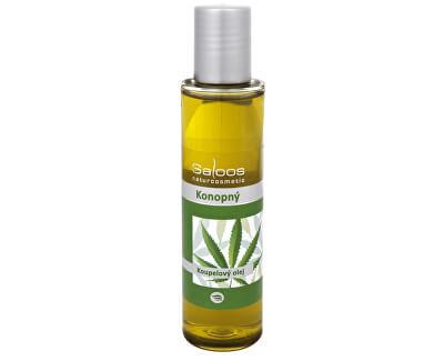 Koupelový olej - Konopný 125 ml