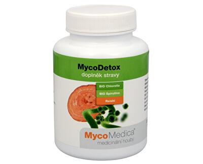 MycoDetox 120 kapslí