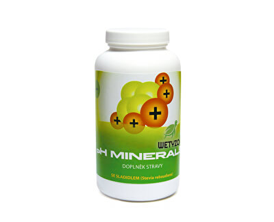 PH  minerale pentru detoxifierea organismului 320 g