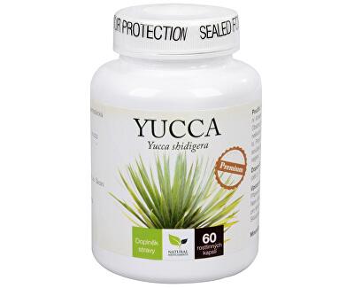 Yucca Premium 60 kapslí