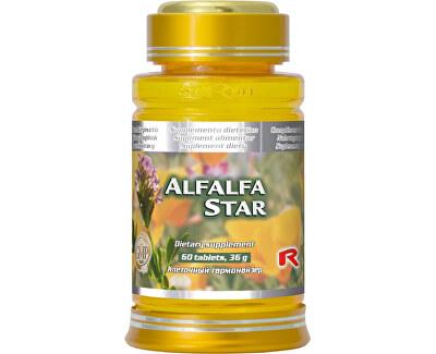 ALFALFA STAR 60 kapslí