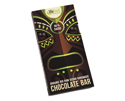 Bio Lifefood Chocolate 80% Cacao 70g