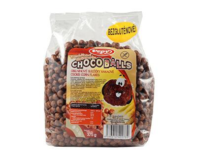 Guličky obilia. kakaové bezlepkové 375g