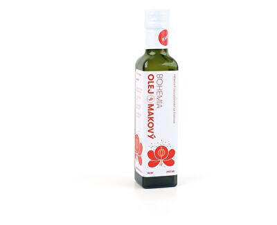 Makový olej 250ml