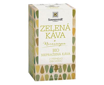 Bio Zelená káva, nepražená 18x3g