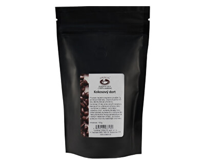 Kokosový dort 150 g - káva mletá