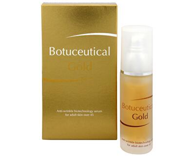 Botuceutical Gold - biotechnologické sérum proti vráskám na zralou pleť 45+ 30 ml