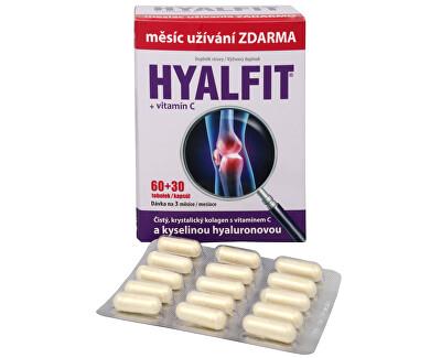 Hyalfit 60 tob. + 30 tob. ZDARMA
